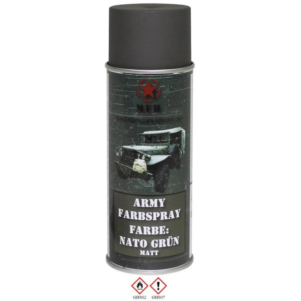 Farbspray Army 400ml