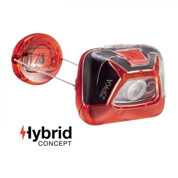 Zipka Hybrid 200 Lumen