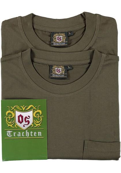 Herren T-Shirt 1/2 Arm Doppelpack