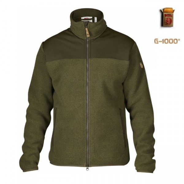 Forest Fleece Jacket