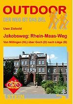 Jakobsweg: Rhein-Maas-Weg von Millingen (NL) über Goch (D) nach Liége (B)