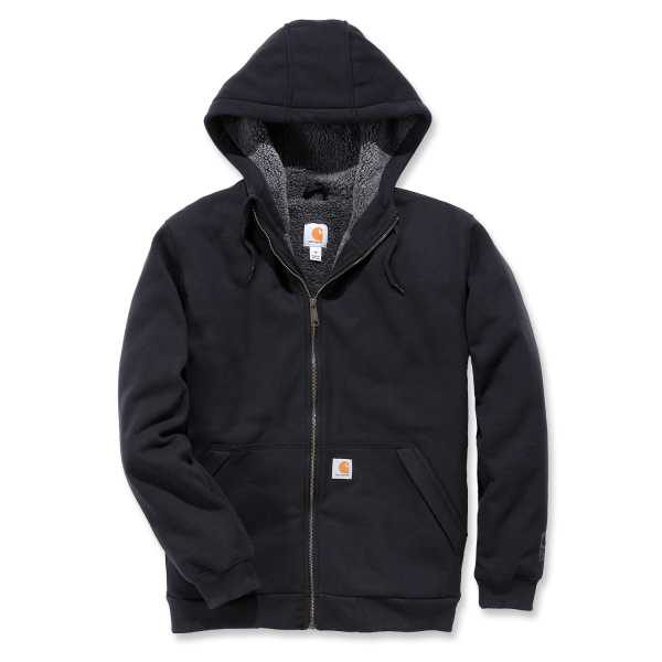 Sherpa-Lined Midweight Zip
