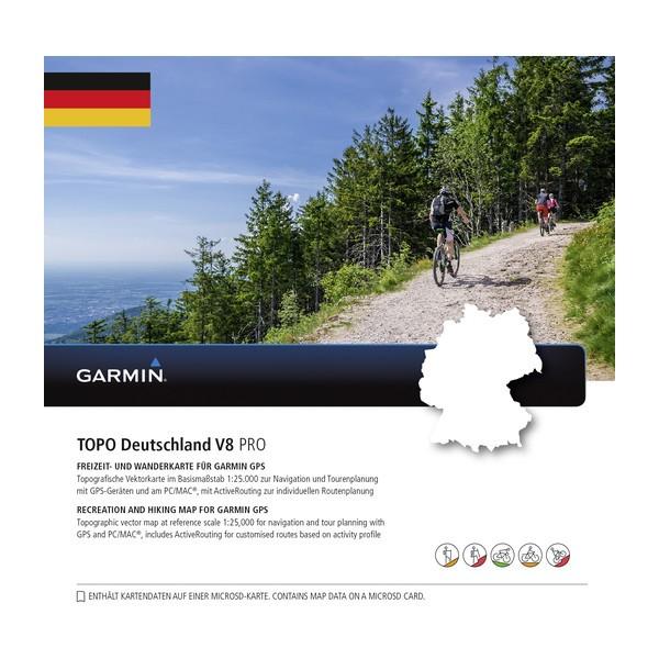 TOPO Germany V8 Pro