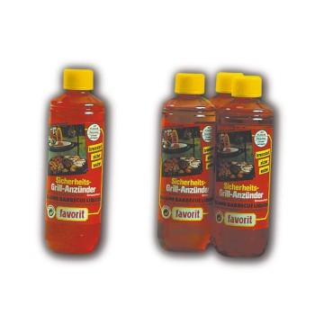 Sicherheitsgrillanzünder, 1000ml Flasche