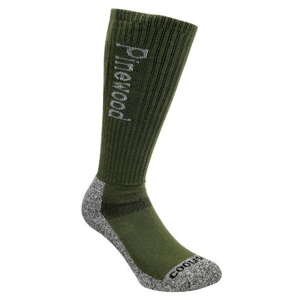 Coolmax Socken Lang 2-Pack