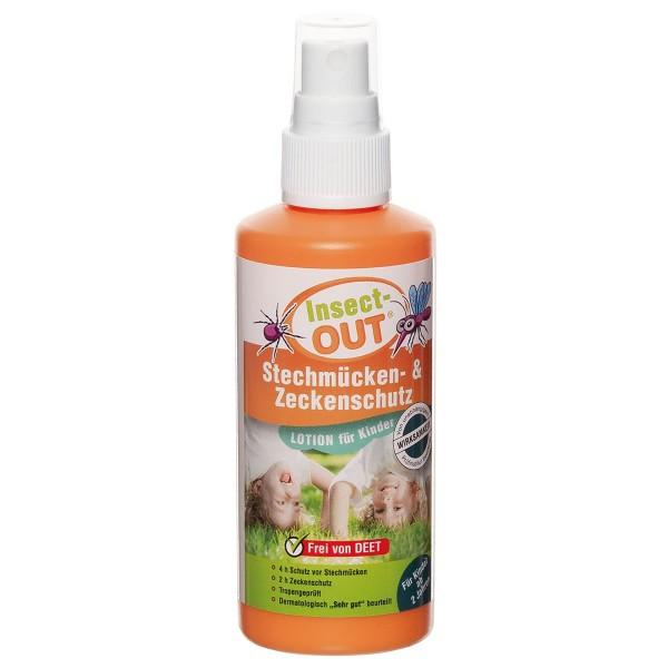 Stechmücken- und Zeckenschutz LOTION für Kinder, 100ml