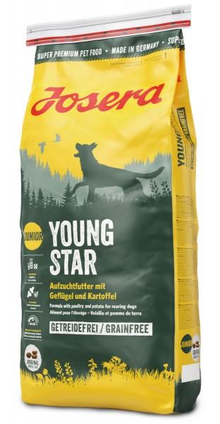 Young Star 15kg - für Junghunde