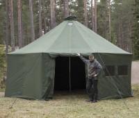 FDF 20 HQ Tent mit Gestänge