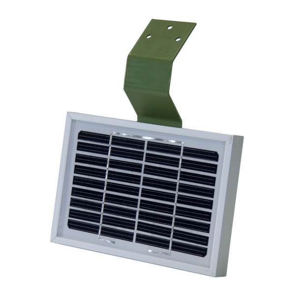 Solarpanel für EUROHUNT Futterautomaten 6 Volt